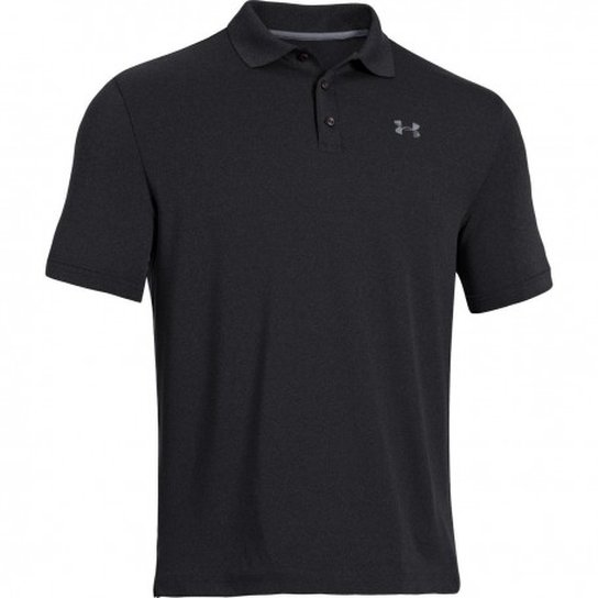 6badceba200 Camiseta Under Armour Polo Performance - Preto - Compre Agora