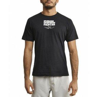 Camiseta Soul Fighter Slackline Equilibrium 2250f3e0836