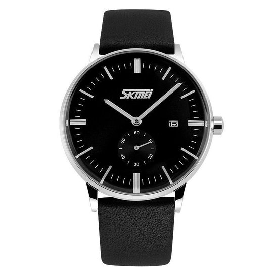 fd3de3fbbed Relógio Skmei Analógico 9083 - Preto - Compre Agora
