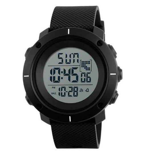 20f1d08819d Relógio Skmei Digital 1213 - Preto - Compre Agora