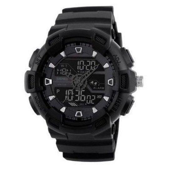 9f8555a48ed Relógio Skmei Anadigi 1189 - Preto - Compre Agora