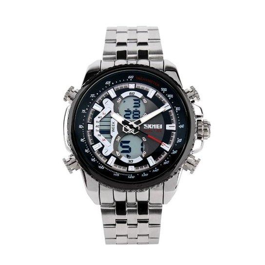 5f38696ce85 Relógio Skmei Anadigi 0993 - Preto - Compre Agora