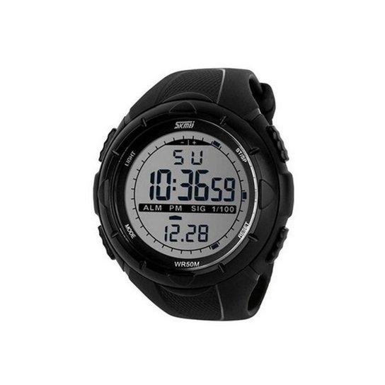 29f26cd7555 Relógio Skmei Digital 1025 - Preto - Compre Agora
