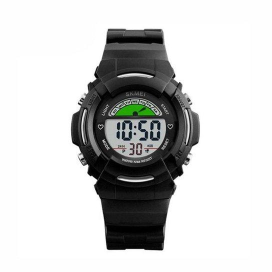 9e88930ec7f Relógio Skmei Digital - Preto - Compre Agora