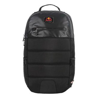 MOCHILA RED BULL CHAMPION PRETO