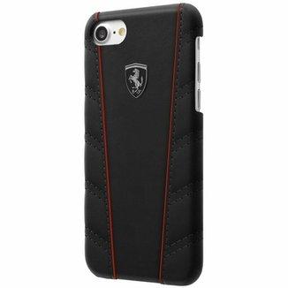 33442cc242 Capa para Smartphone Ferrari - iPhone 7 - Preta