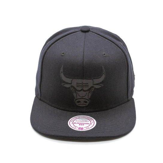 9531c8988f252 Boné Mitchell   Ness Flex NBA Chicago Bulls Snapback - Compre Agora ...
