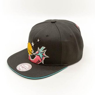 Boné Mitchell   Ness All Star NBA Snapback a49dd6017fd58