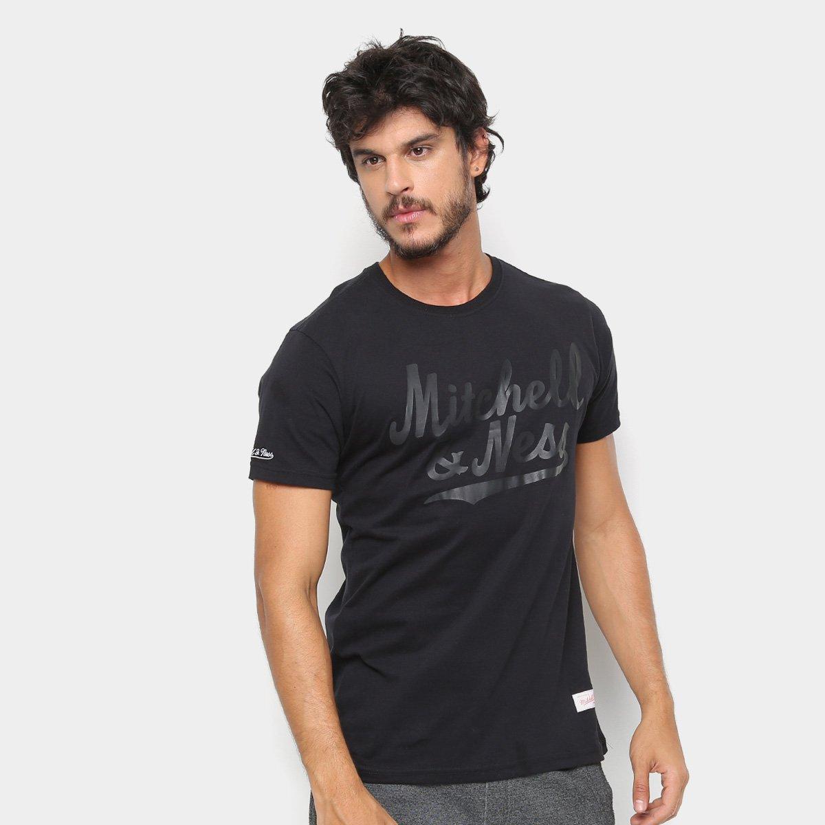 Foto 1 - Camisa Mitchell Assinatura Masculina