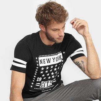 5c1b8390d0 Camiseta GONEW NY City Masculina