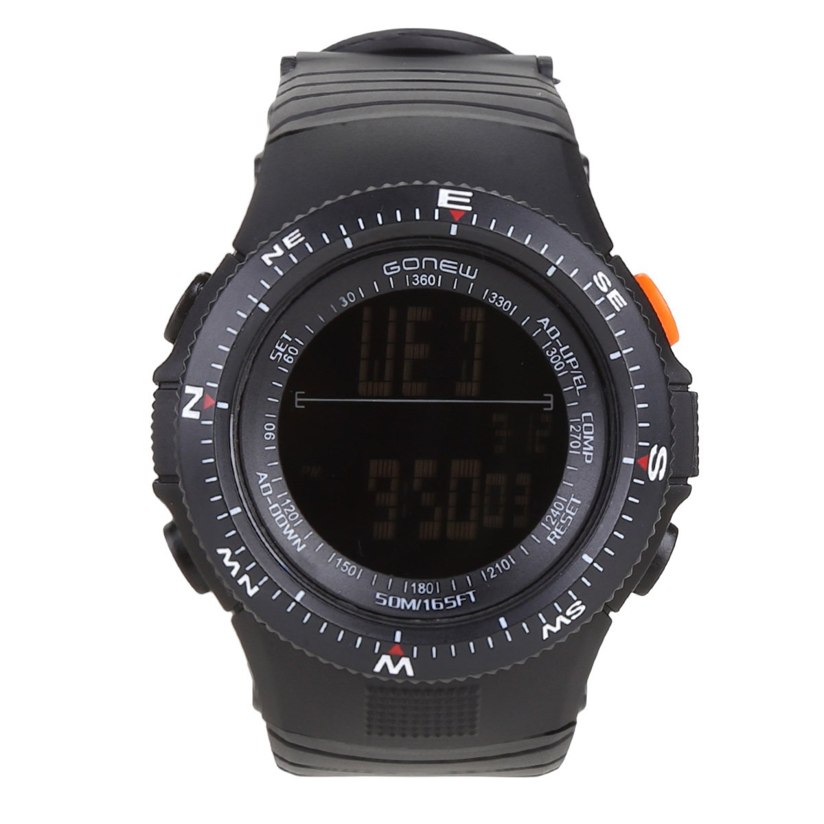4bb6fc5a26e Relógio Digital Gonew Masculino