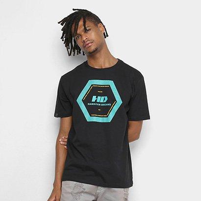 Camiseta HD Texture Masculina