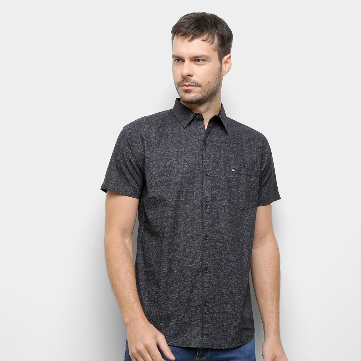 Camisa HD Riscada Masculina