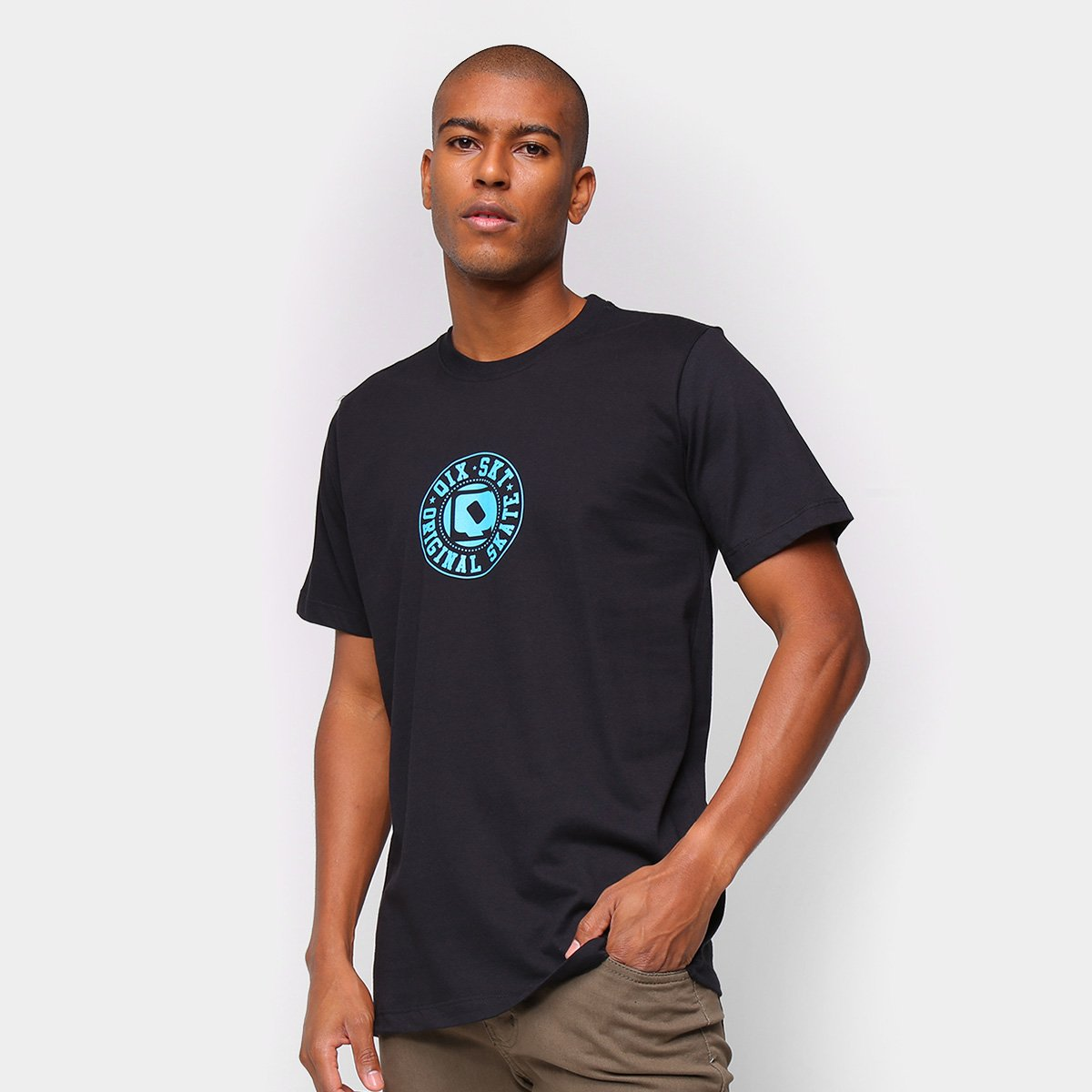 Camiseta Qix Básica Logo