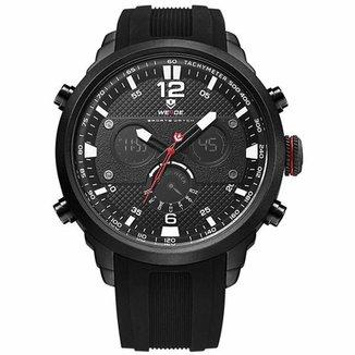 788d7053794 Relógio Weide Anadigi WH-6303