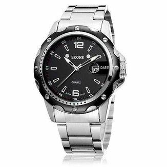 715068f5eec Relógio Skone Analógico 7147BG
