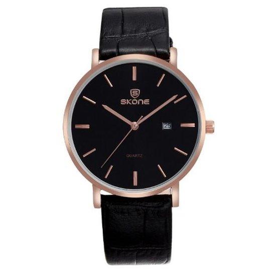 d847d2d2674 Relógio Skone Analógico 9400BG - Compre Agora