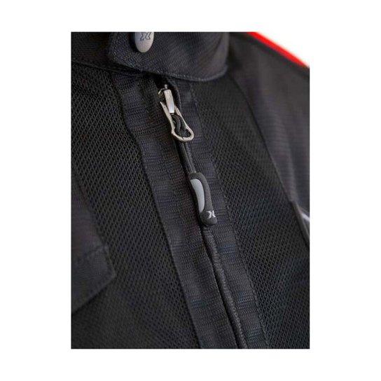 fd0f019ce8 Jaqueta Moto Ventilada X11 SUMMER Ventilada com Forro 100% Impermeável -  Preto