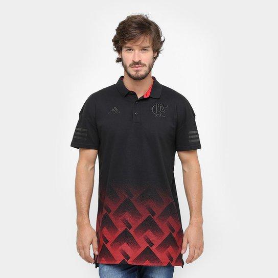 Camisa Polo Flamengo Adidas Premium Masculina - Compre Agora  8085339d225d6