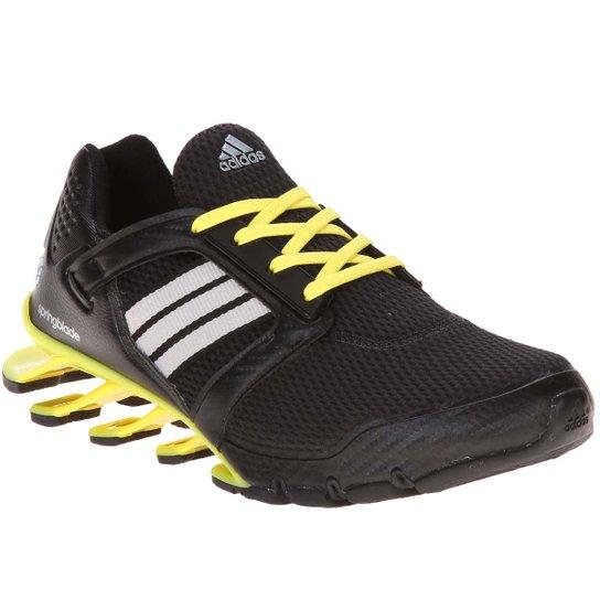 35cb0d54c9 Tênis Adidas Springblade E-Force - Preto - Compre Agora