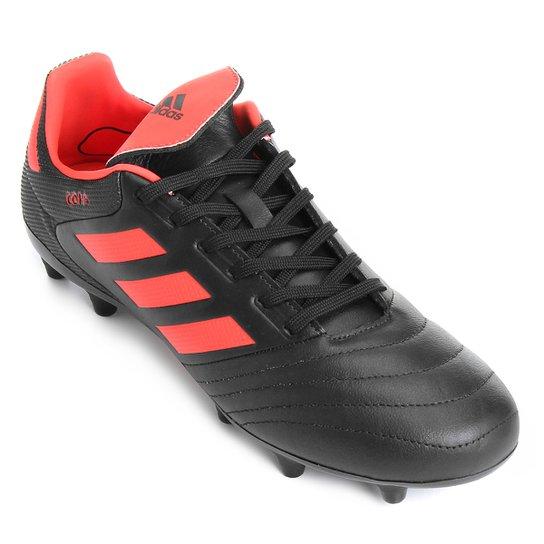 Chuteira Campo Adidas Copa 17.3 FG - Preto - Compre Agora  00ed1de1e9681
