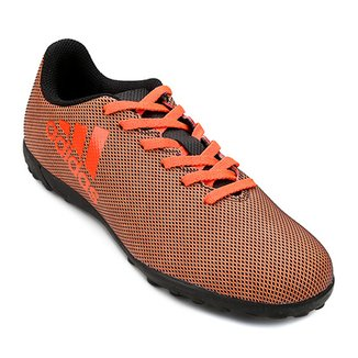 0d5b98ef37 Chuteira Society Infantil Adidas X 17.4 TF