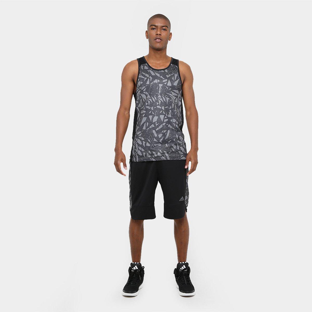 Camiseta Regata Adidas Essentials Masculina  5a120f4ef8088