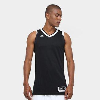 61d5de7b49 Camiseta Regata Adidas Teamstock Masculina