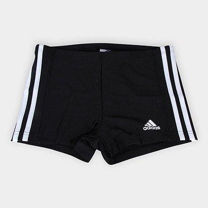 Sunga Boxer Infantil Adidas Ec3S Bx