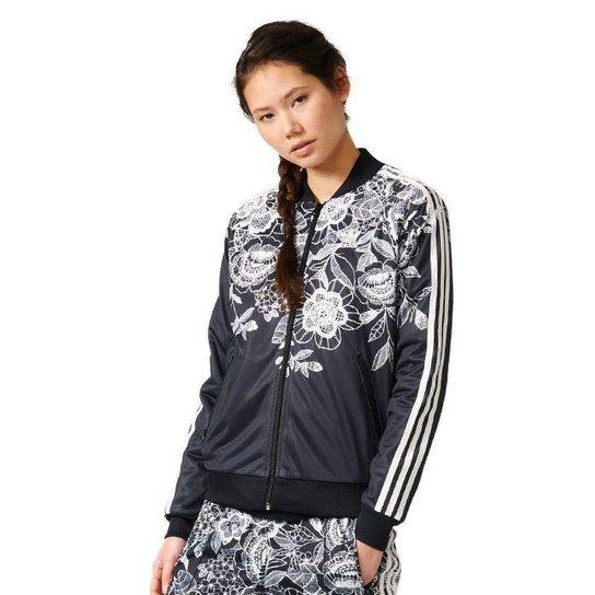 427638222c8 Jaqueta Adidas x Farm SST Florido - Compre Agora