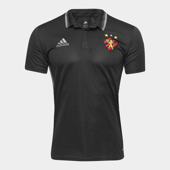 abbee03e215 Camisa Polo Sport Recife Adidas Viagem Masculina - Compre Agora ...