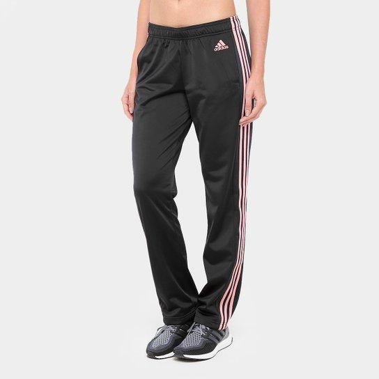 688686cd1 Calça Adidas D2M Straight Feminina   Netshoes