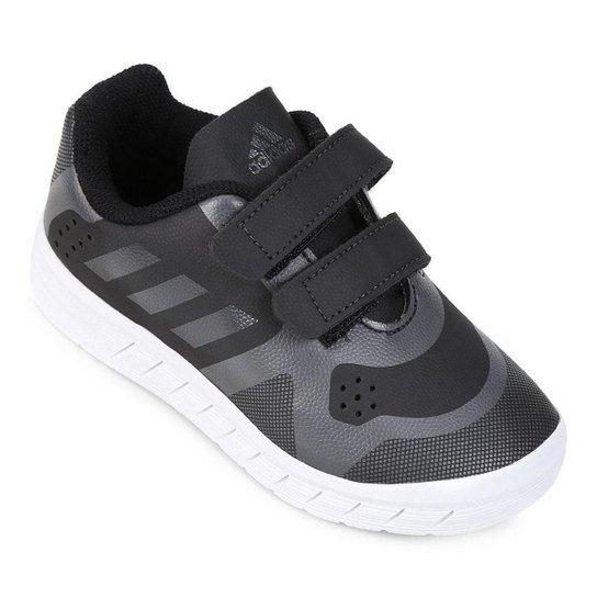 e2bbdb1074f Tênis Infantil Adidas Quicksport Cf 2 C Velcro - Preto - Compre ...