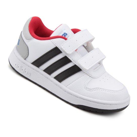 a89a8e61150 Tênis Infantil Adidas Vs Hoops 2 Cmf - Compre Agora