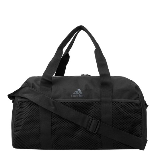 eff649a6e Mala Adidas Treino Core Feminina - Preto | Netshoes