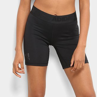 78e5f38ad0 Short de Compressão Adidas Alphaskin Sport Feminino