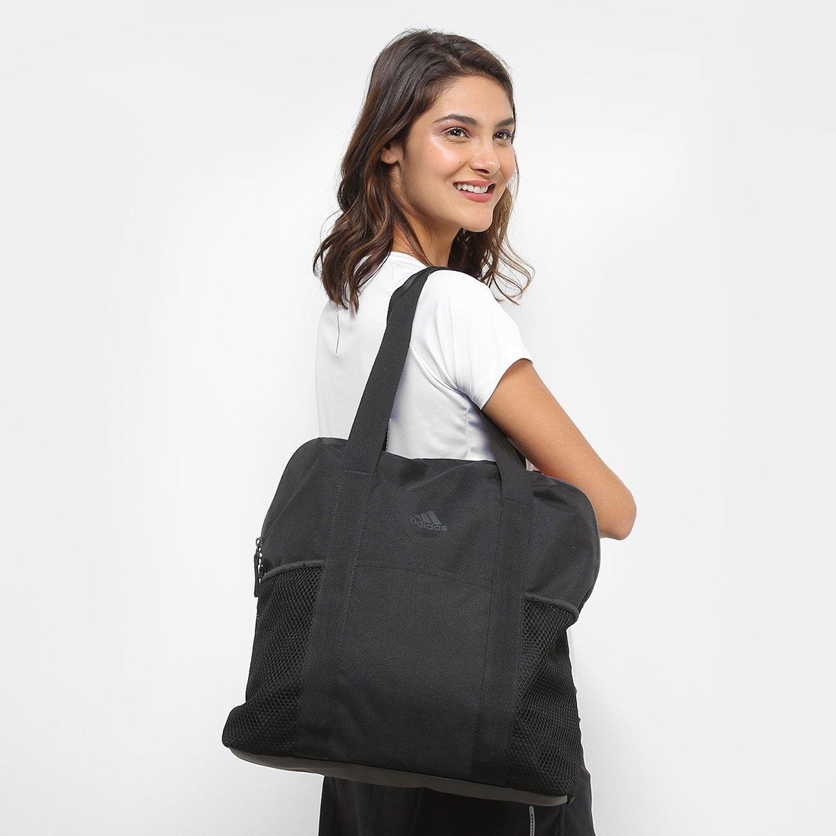 0659005c9 Bolsa Adidas Tote Core Feminina   Livelo -Sua Vida com Mais Recompensas