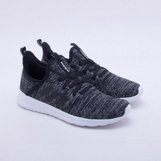 822dd15bcd7 Tênis Adidas Cloudfoam Pure Feminino - Preto - Compre Agora
