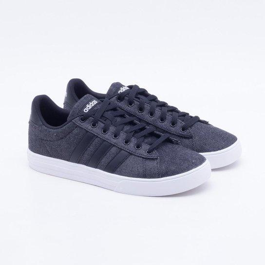 7c21fb8b485 Tênis Adidas Daily 2 Masculino - Preto - Compre Agora