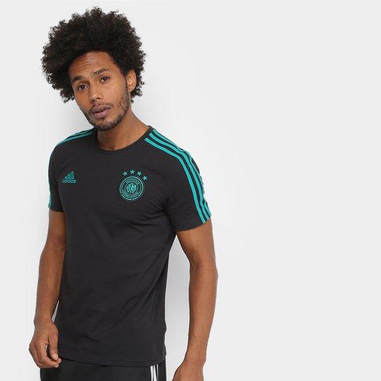 1d14075aa1616 Camiseta Seleção Alemanha Adidas 3S Masculina - Compre Agora