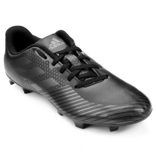 79adfdd17e1c3 Chuteira Campo Adidas Artilheira 18 FXG - Preto   Netshoes