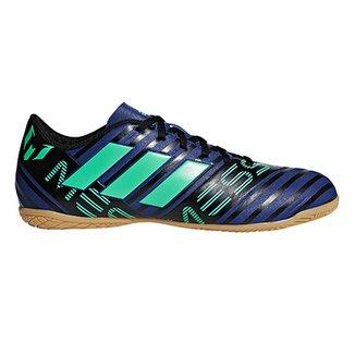 Chuteira Futsal Adidas Nemeziz Messi 17.4 IN Masculina ce89edb9978c2
