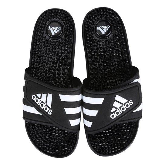 05ef576d37 Chinelo Slide Adidas Adissage Feminino - Preto - Compre Agora