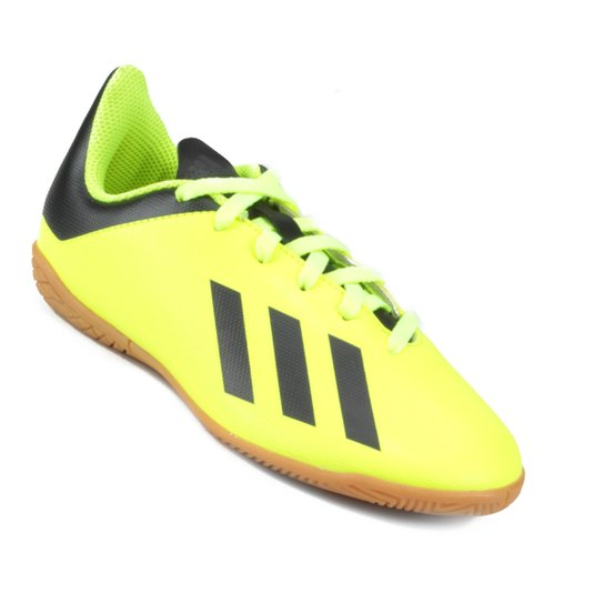 8458476add Chuteira Futsal Infantil Adidas X Tango 18 4 In - Preto