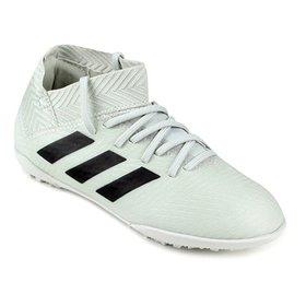 aabfdefe8c LANÇAMENTO. (1). Chuteira Society Infantil Adidas Nemeziz Tango 18 3 TF