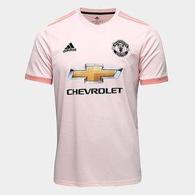 be62e09c7 Camisa Manchester United Home 15 16 s nº Torcedor Adidas Masculina ...