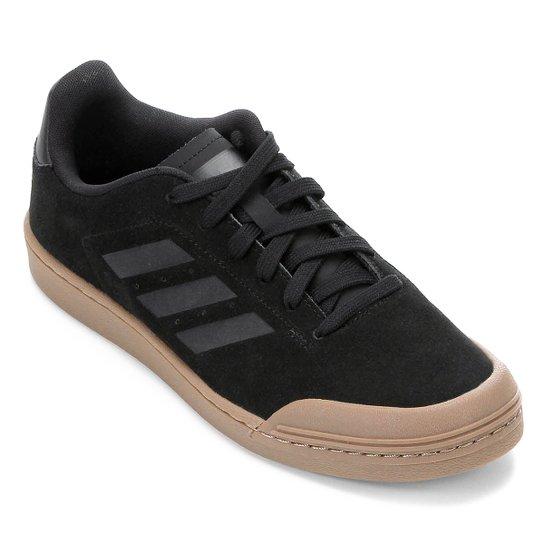 47a901faed8ab Tênis Adidas Retro Court Wild Card Masculino - Preto - Compre Agora ...