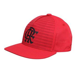 Boné Adidas Flamengo CW Aba Reta c17bd438335