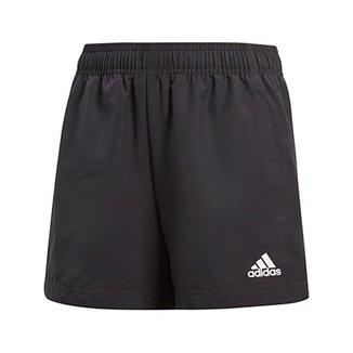 Compre Bermuda Masculina Infantil Adidas Online  8474b2bcde5