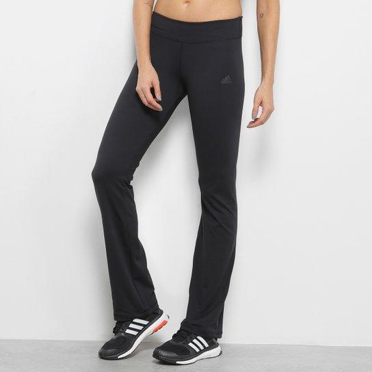 Calça Flare Adidas D2M Brush Pant Feminina - Compre Agora  fe5b7ac97dd